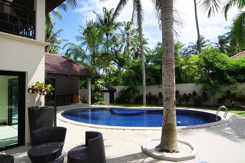 Complete privacy at your holiday home Narumon in South Phuket