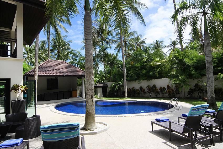 Sun Deck Loungers and Seating-narumon-villa_5-bedroom_serviced-pool-villa_nai-harn_phuket_thailand