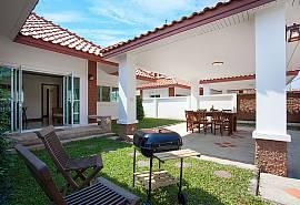 Timberland Lanna Villa 304 | Современный коттедж с 3 спальнями в Bangsaray в Паттайе