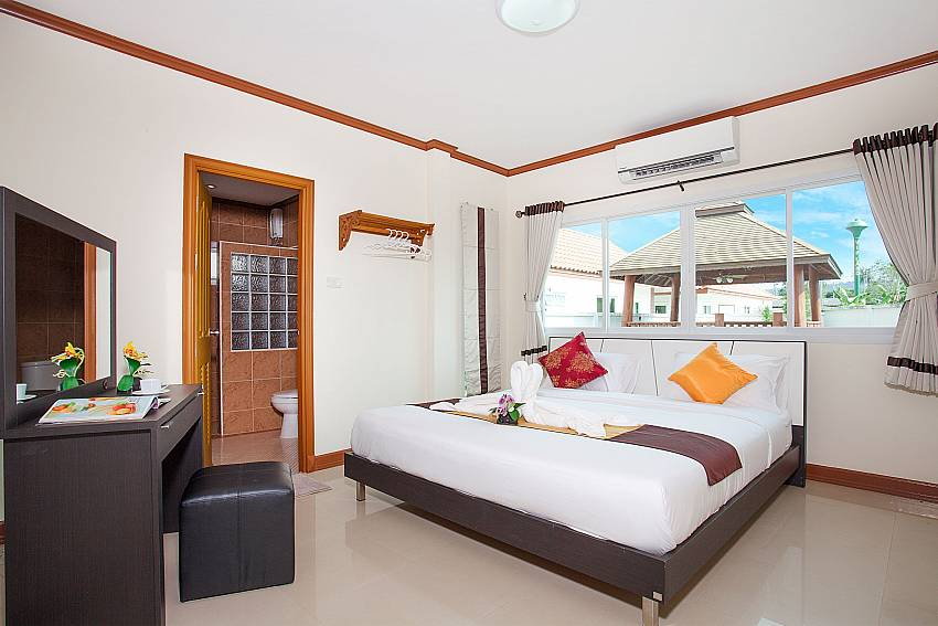 Bedroom Timberland Lanna lla 305 in Bangsaray Pattaya