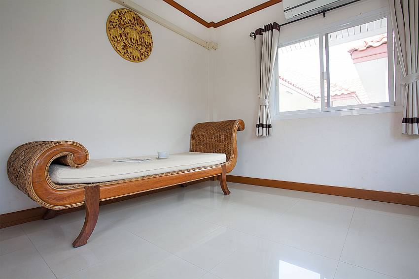 Day bed Timberland Lanna Villa 306 in Bangsaray Pattaya