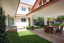 Timberland Lanna Villa 401 | 4 Bed Bangsaray House in Pattaya