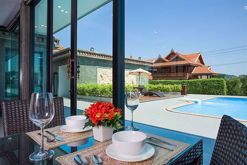 Club Timberland Lanna Villa 403 in Pattaya
