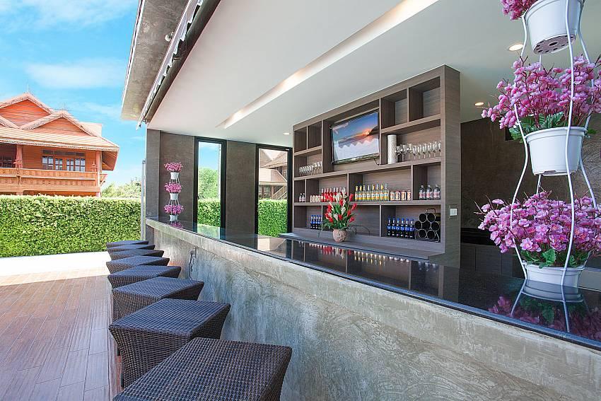 Bar Timberland Lanna Villa 202 in Pattaya