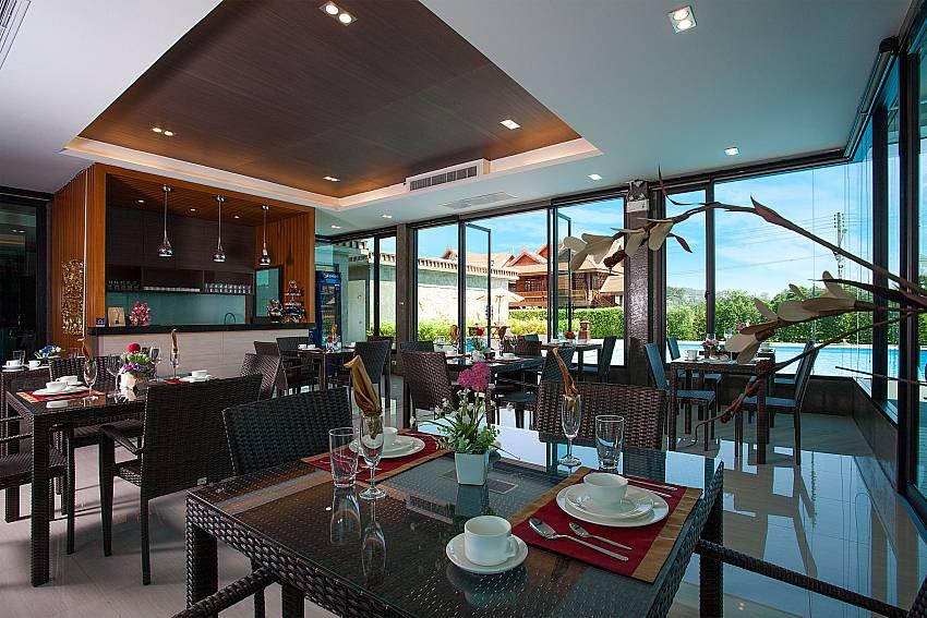 Club house Timberland Lanna Villa 202 in Pattaya