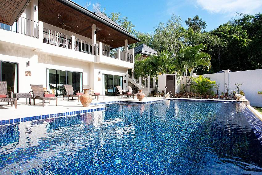 6 bedroom Villa Waew Opal in Nai Harn South Phuket