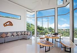 Villa Ajay Samui | Потрясающий дом с 5 спальнями в Plai Laem на острове Самуи