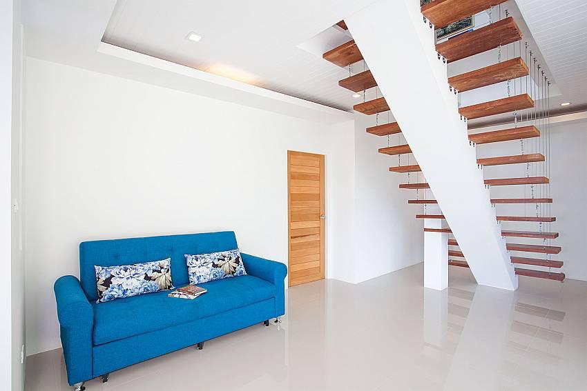 Sofa Villa Ajay Samui in Plai Laem Koh Samui