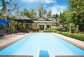 Villa Damini | 在苏梅岛东南部的家居五卧室泳池别墅
