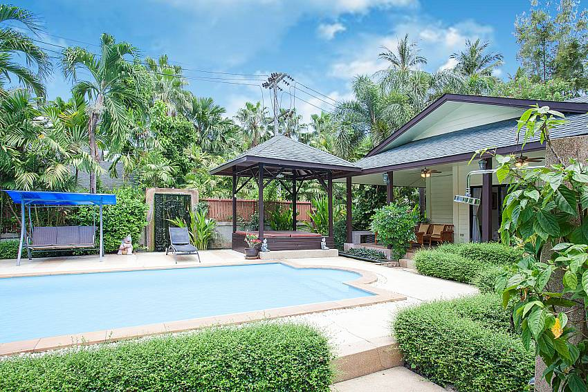 5 house 5 bedroom Estate Villa Damini in Koh Samui Thailand