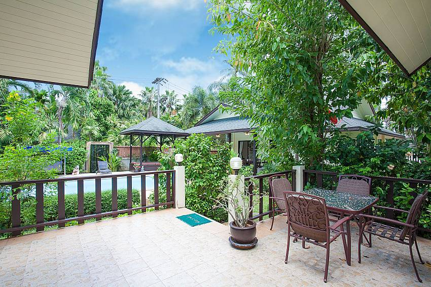 2. house with 2. bedroom at Villa Damini in Samui Thailand