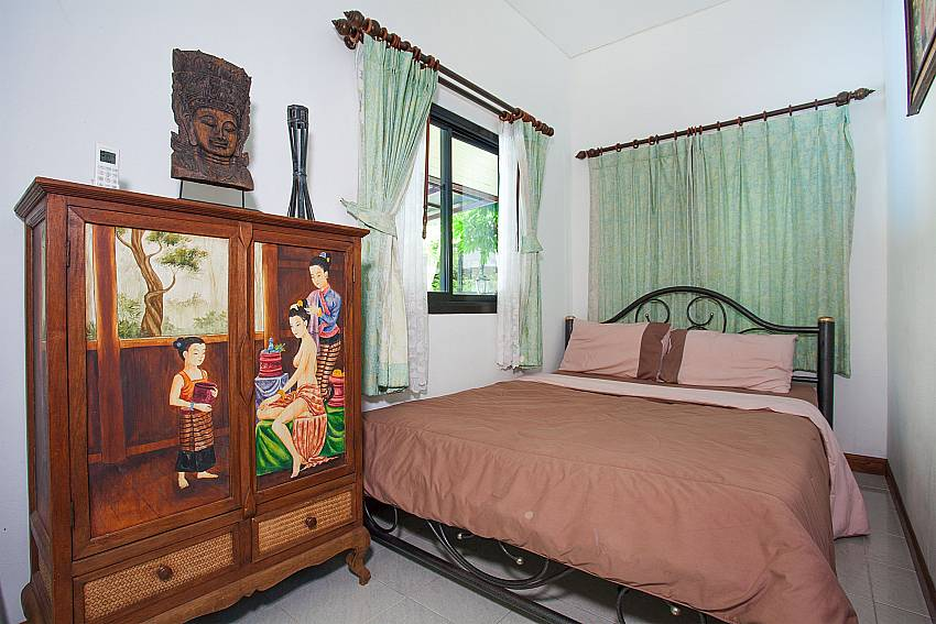 3. bedroom of Villa Damini in Laem Set Koh Samui