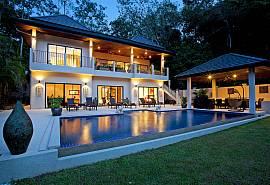 Pagarang Villa 6ベッドルーム、プール付きヴィラ ナイハーン プーケット