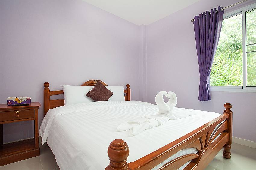 Bedroom Melodious Villa in East Pattaya