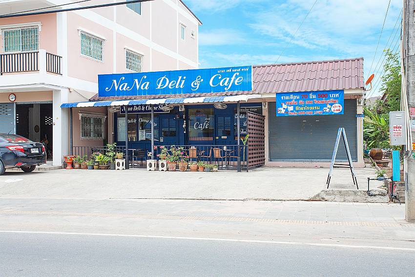 Cafe Melodious Villa in East Pattaya