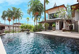 Nirano Villa 24 | 2 Bedroom Rental in the Central Area of Phuket