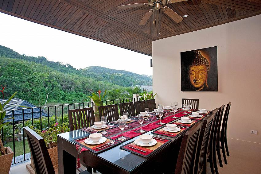 Upstairs Al Fresco Dining-pagarang-villa_6-bedroom_luxury-pool-villa_nai-harn_phuket_thailand