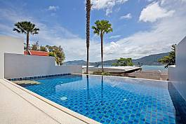 2Br Duplex Villa with Private Infinity Pool and Stunning Views of Patong Beach