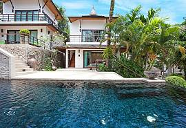 Nirano Villa 25 | 2 Bedroom Holiday Home in Central Phuket