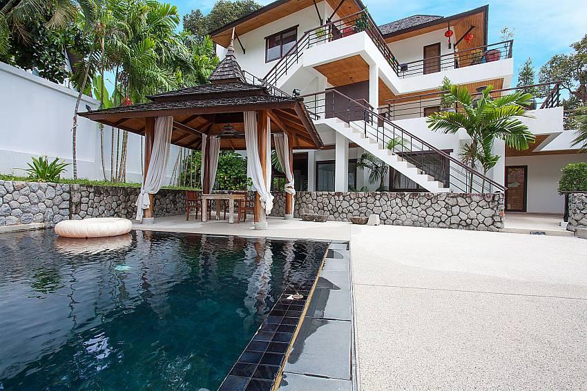 Nirano Villa 31 | Heimeliges 3 Schlafzimmer Resort Ferienhaus in Phuket