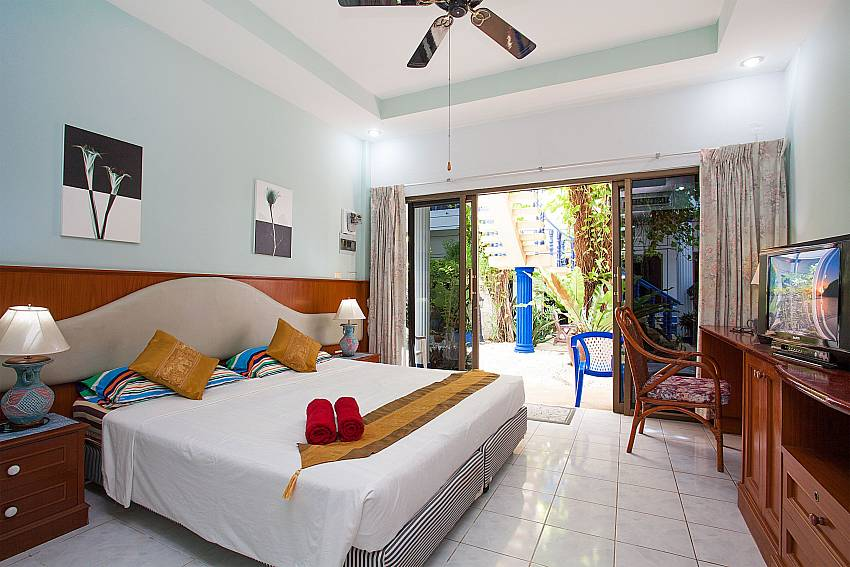 1 bed Apartment Khuno 103 with terrace in Westphuket