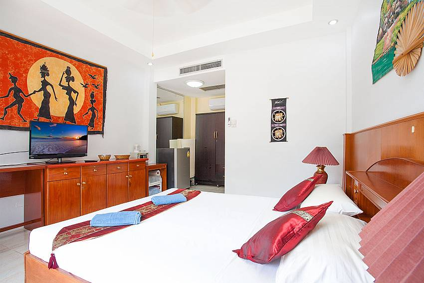 1 Bed Studio Apartment Khuno 203 on the West coast of Phuket