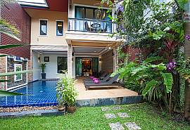 BangTao Tara Villa 5 | Modern Asian 3 Bedroom Pool Home in Phuket