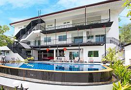 Big Buddha Hill Villa 2 | Deluxe 8 Schlafzimmer Pool Villa in Chalong Phuket