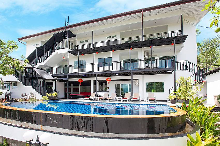 8 Bedroom Big Buddha Hill Villa 2 with private Pool in Phuket