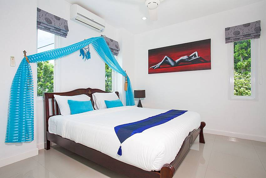 2. bedroom in Big Buddha Hill Villa 2 South Phuket