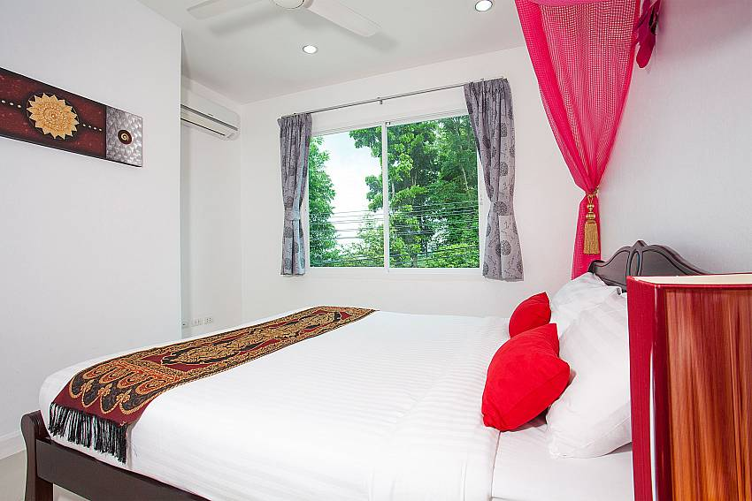 3. bedroom of Big Buddha Hill Villa 2 in Phuket