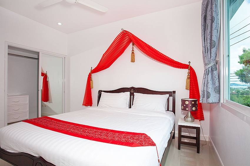 4. bedroom at the Big Buddha Hill Villa 2 in Phuket