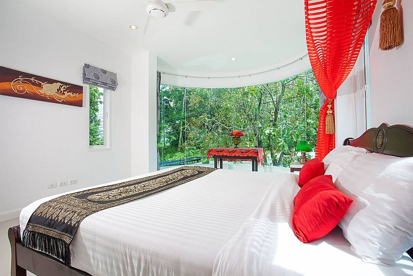 5. bedroom of Big Buddha Hill Villa 2 in Chalong Phuket