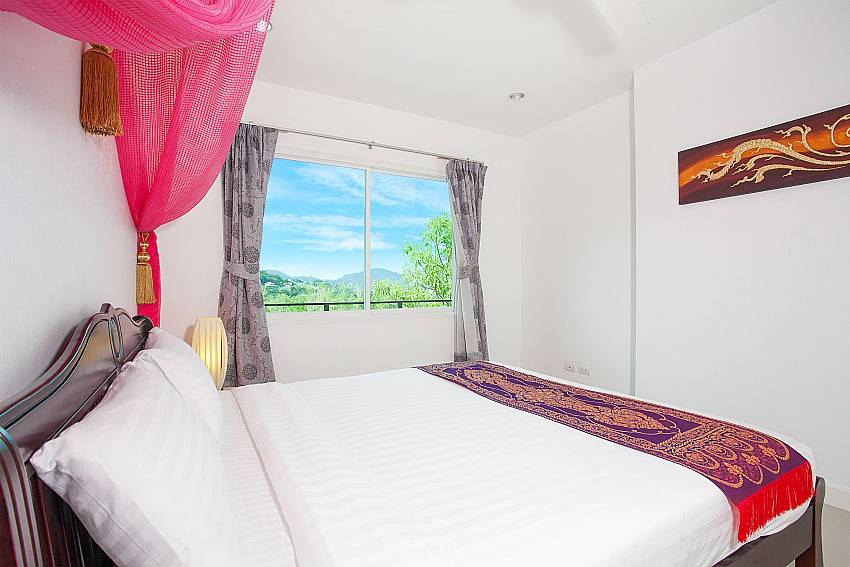 6. kingsize bedroom of Big Buddha Hill Villa 2 in South Phuket