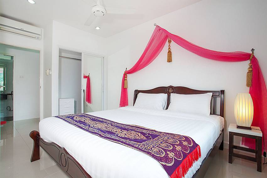 6. bedroom at Big Buddha Hill Villa 2 Phuket