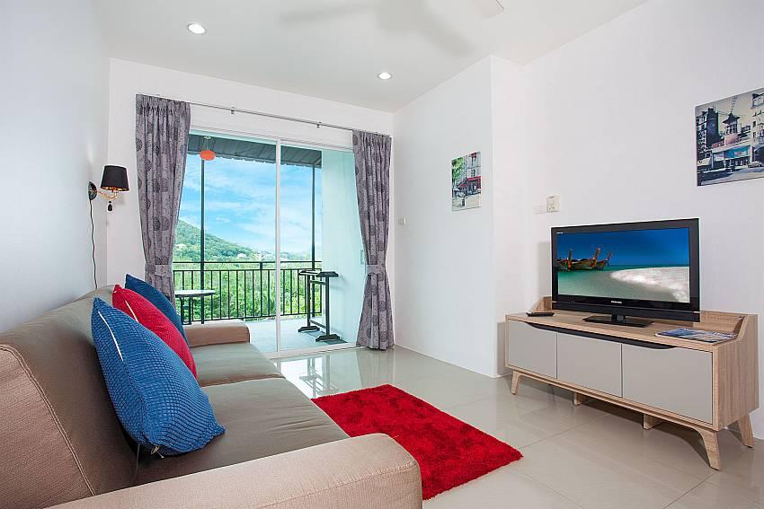 Lounge of 7. bedroom at Big Buddha Hill Villa 2 Phuket