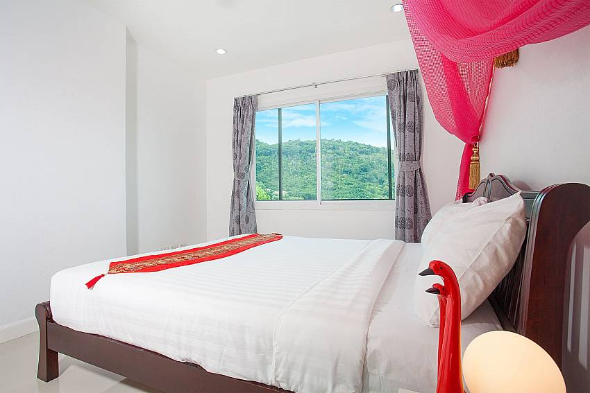 7. double-bedroom at Big Buddha Hill Villa 2 in Phuket