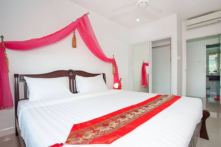 7. bedroom at Big Buddha Hill Villa 2 South Phuket