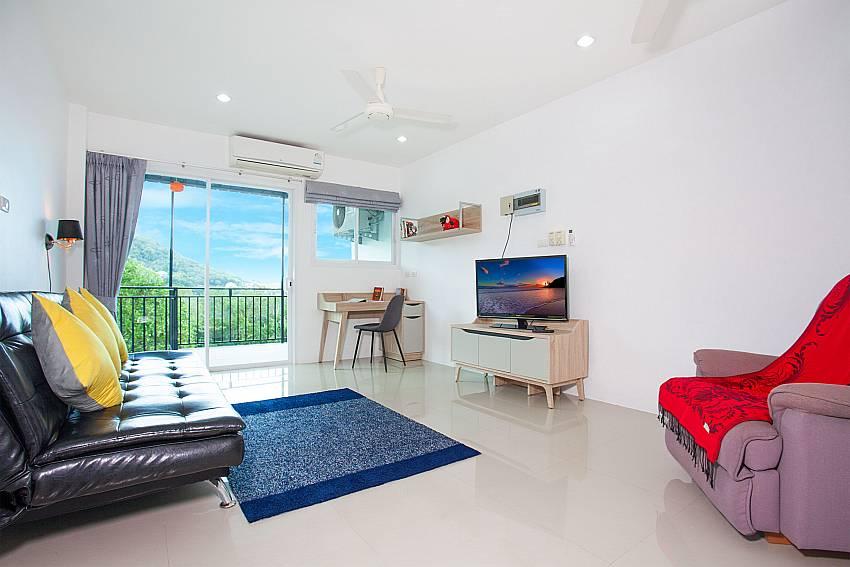 Living room of 8. bedroom at Big Buddha Hill Villa 2 Phuket