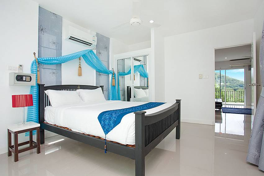 8. bedroom in Big Buddha Hill Villa 2 Phuket
