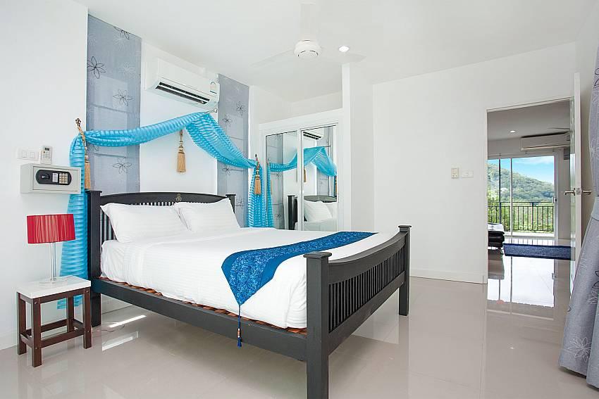 8. bedroom in Big Buddha Hill Villa 2 Phuket