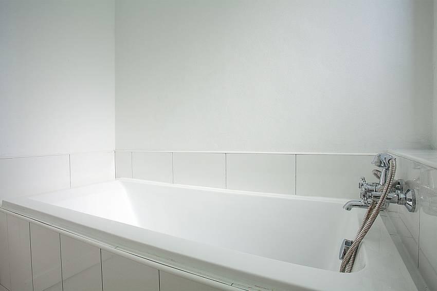 8. bathroom with bath tub at Big Buddha Hill Villa 2 Phuket