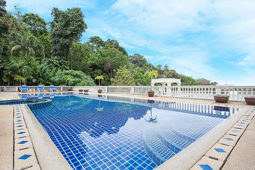 Apartment house at Manuae Condo 202 Phuket