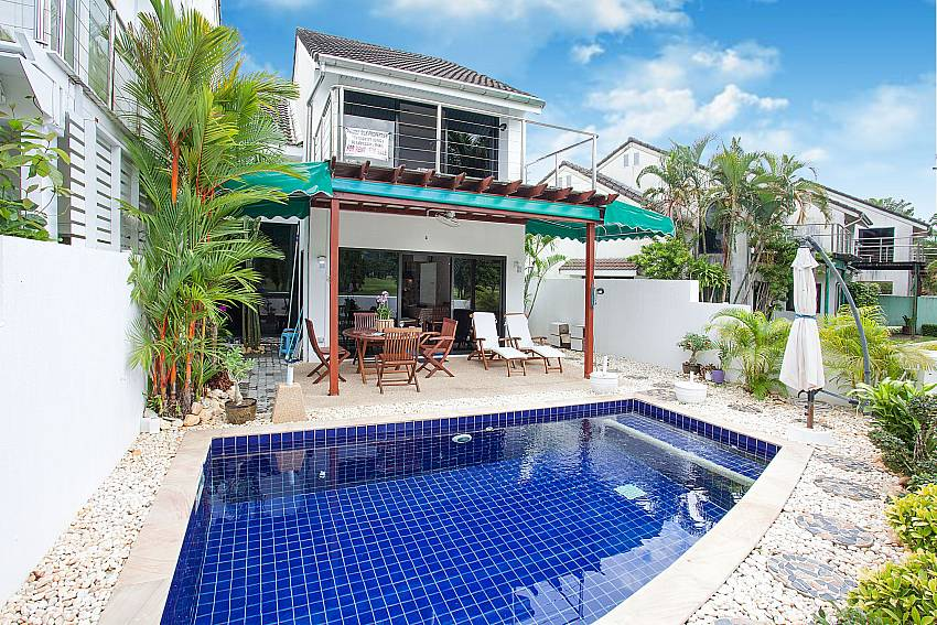 2 bedroom Villa Dooriya with private pool in Central Phuket