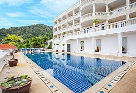 Manuae Condo 101 | Ocean View 1 Bed Apartment in Karon Phuket