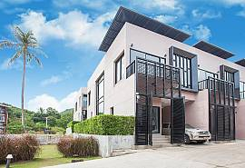 Villa Maimia 301| Modern 3 Bed Town Home in Koh Samui
