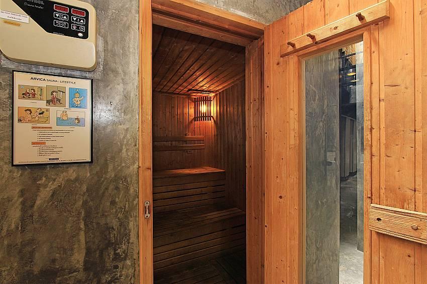 Sauna Villa Maimia 301 in Koh Samui