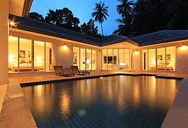 Villa Lipalia 202 | Exclusive 2 Bed Pool Home near Lipa Noi Beach in Samui