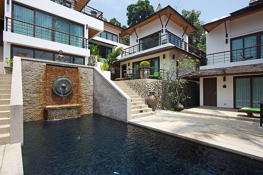 Nirano Villa 26 with 2 bedrooms in Resort at Phuket