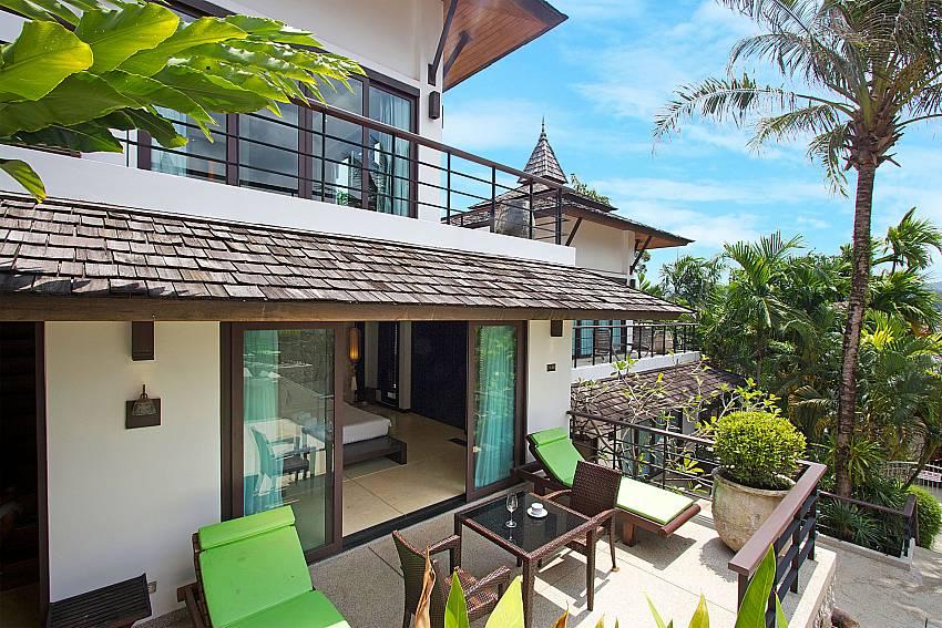 2 floor Nirano Villa 26 with terrace and balcony in Phuket